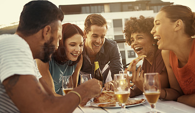 What\'s better than a night with friends and good food?