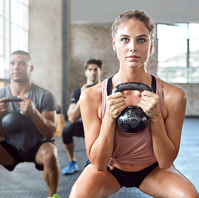 Get fit, get strong