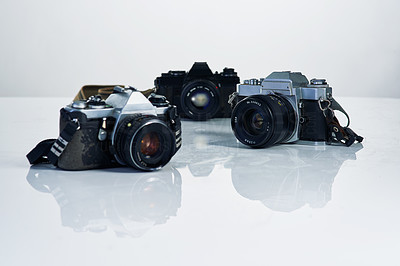 Trio of image makers