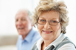 She's happy spending more time with her husband - Retirement