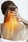 Neck pain can be debilitating