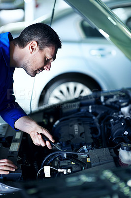 Giving your car a full service