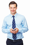 Finding smartphone technology useful in the corporate world