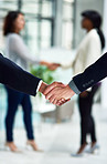 Reinventing business with a merger