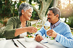 Raise your glass to a relaxing retirement