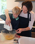 You're never too young to learn to bake