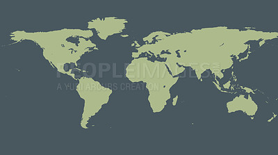 Buy stock photo The Visible Earth. Made from a 50megapixel satellite photo.