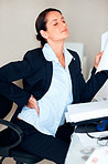Backpain in the office