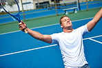 The thrill of tennis