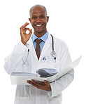 Your medical record is looking good