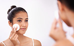 Cleansing is key to perfect skin