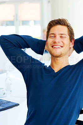 Buy stock photo Life is wonderful