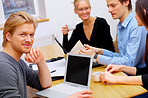 Meetings based on creative thought