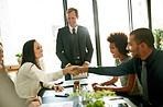 Business can only grow through strengthened partnerships