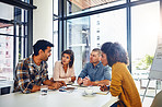 Collaboration is a simple way to gain success