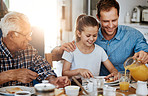 Building stronger family ties around the breakfast table