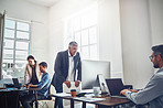 The perfect mix of people for a productive team