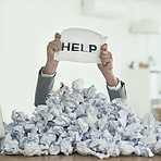 Help, I'm drowning in paperwork!