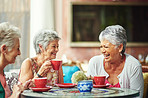 Spend your golden years with friends