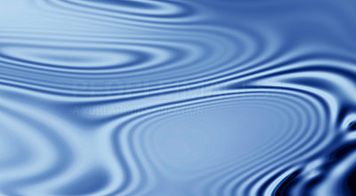 Buy stock photo Smoothly animated waves and ripples