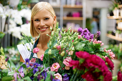 Nothing\'s as beautiful as fresh flowers