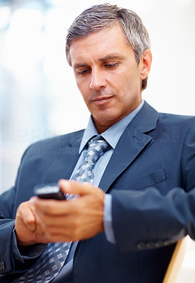Successful manger text messaging on mobile