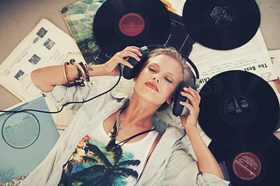 Keep calm and let the music play on