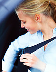 Take a moment to buckle up - Vehicle Safety