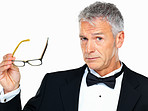 Need new glasses? or perhaps a Sceptical Gentleman