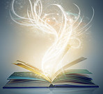 Worlds of magic and mystery lie within its pages