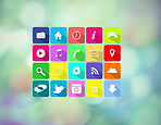 Icons for today's digital lifestyle