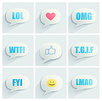 Acronyms for modern communication