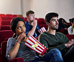 Be riveted by great movies