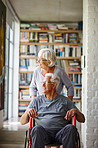 Spousal support in the senior years