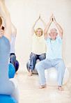 Staying active in old age is important