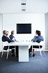 Doing business through video conferencing