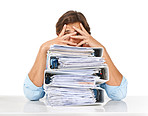 The paperwork just keeps piling up