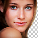 NEW! Custom Retouching - Transparent PNG file ready for download