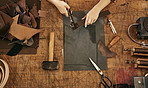 Let's leather craft