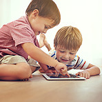 Being a big brother just got easier with modern technology....