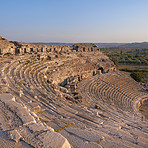 Miletus ancient city amphitheater, Turkey