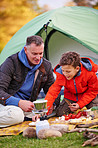 Healthy eating in the great outdoors