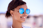 Staying cool in the summer heat with tinted shades