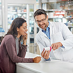 Pharmacists should be personable and friendly toward their customers