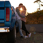 Treating ourselves to a romantic road trip