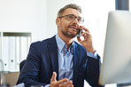 Forging business relationships over the phone