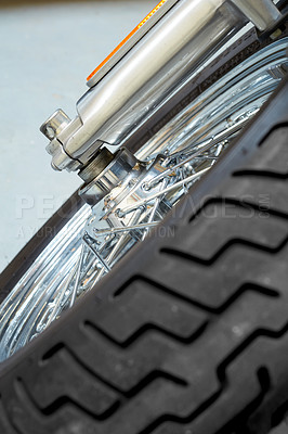 Buy stock photo A photo of a dream motor bike