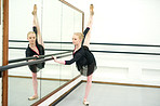 The best ballerina barre none