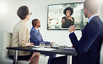 Global meetings held in real time
