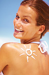 Sun and skin can be a happy combination... with the right sunscreen!